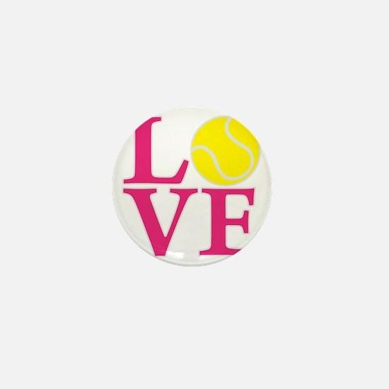 melon2, Tennis LOVE Mini Button