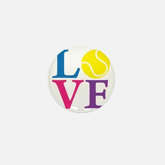 multi2, Tennis LOVE Mini Button