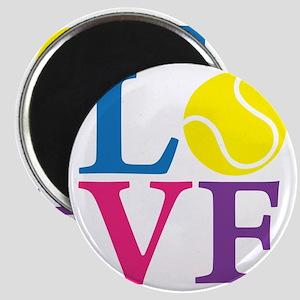 multi2, Tennis LOVE Magnet