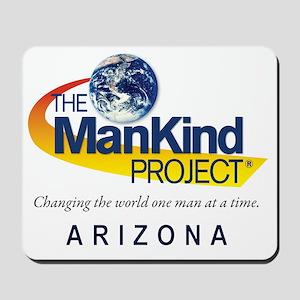 FRONT MKP Globe Logo - AZ - 2012 Mousepad