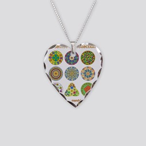 Modernist Art Collection 1 Necklace Heart Charm