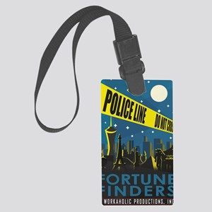 FortuneFinders-7x10 Large Luggage Tag