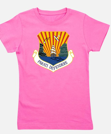 6th AMW - Parati Defendere Girl's Tee
