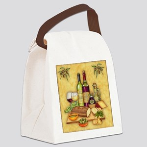 Wine Best Seller Canvas Lunch Bag