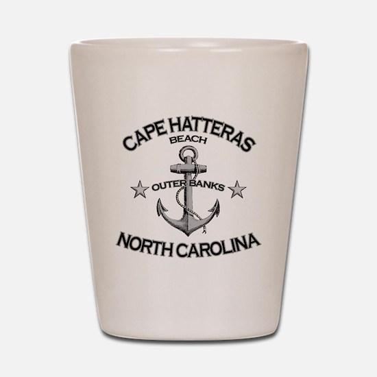 CAPE HATTERAS NORTH CAROLINA copy Shot Glass