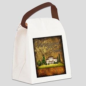 Wine Best Seller Canvas Lunch Bag