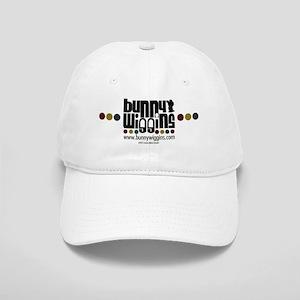 bunnywigginslogobwcolor-flat Cap
