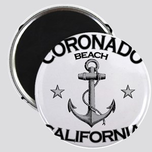 CORONADO BEACH CALIFORNIA copy Magnet