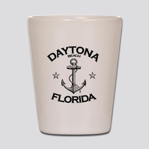 DAYTONA BEACH FLORIDA copy Shot Glass