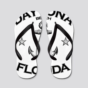 DAYTONA BEACH FLORIDA copy Flip Flops