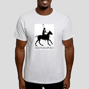 MANOLOPOLO --  Light T-Shirt