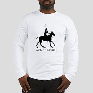 MANOLOPOLO --  Long Sleeve T-Shirt