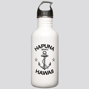 HAPUNA BEACH HAWAII co Stainless Water Bottle 1.0L