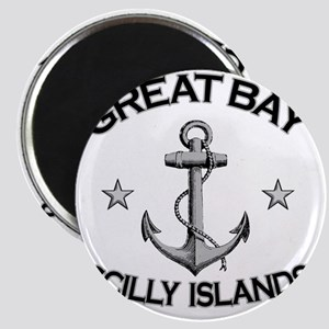 GREAT BAY SCILLY ISLANDS copy Magnet
