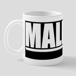 Mallet percussion bumper sticker Mug