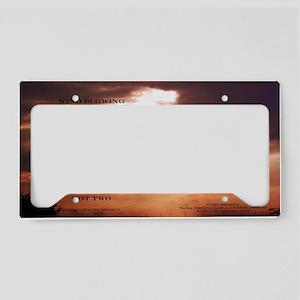 Guru Mug Idea License Plate Holder
