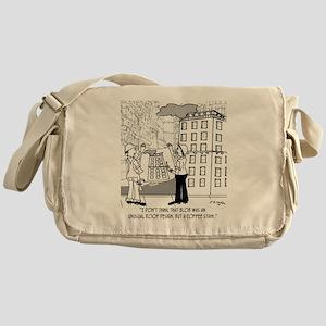4384_blueprint_cartoon Messenger Bag