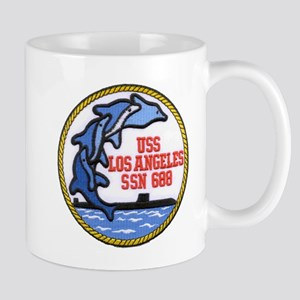USS LOS ANGELES Mug