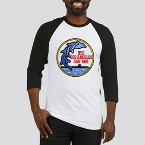 USS LOS ANGELES Baseball Jersey