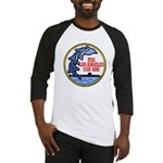 USS LOS ANGELES Baseball Jersey