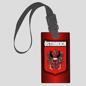 Austrian Stl (CiPD) Large Luggage Tag