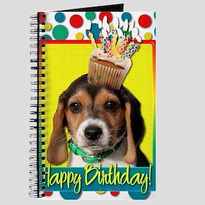 BirthdayCupcakeBeaglePuppy Journal