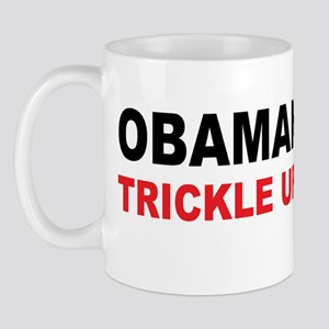 anti obama trickle up povertydbumpl Mug