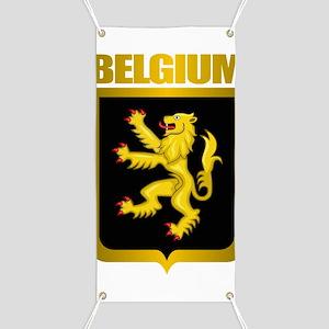 Belgian Steel (shirt) Banner