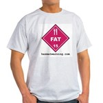 Fat Ash Grey T-Shirt