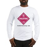 Cholesterol Long Sleeve T-Shirt