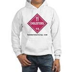 Cholesterol Hooded Sweatshirt