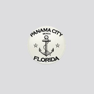 Panama City Beach copy Mini Button