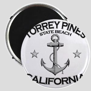 TORREY PINES STATE BEACH CALIFORNIA copy Magnet