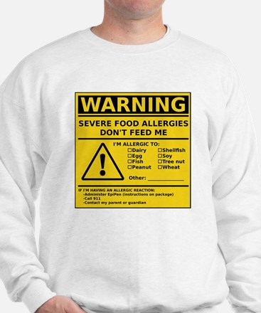 cp_warning_multi Sweatshirt
