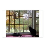 Window View Postcards (Package of 8)