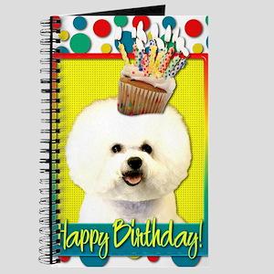 BirthdayCupcakeBichonFrise Journal