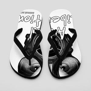 animal-liberation07 Flip Flops