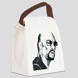 portraits_Adolphus Canvas Lunch Bag