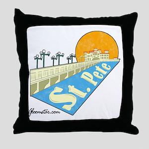 GSStPete01Small Throw Pillow