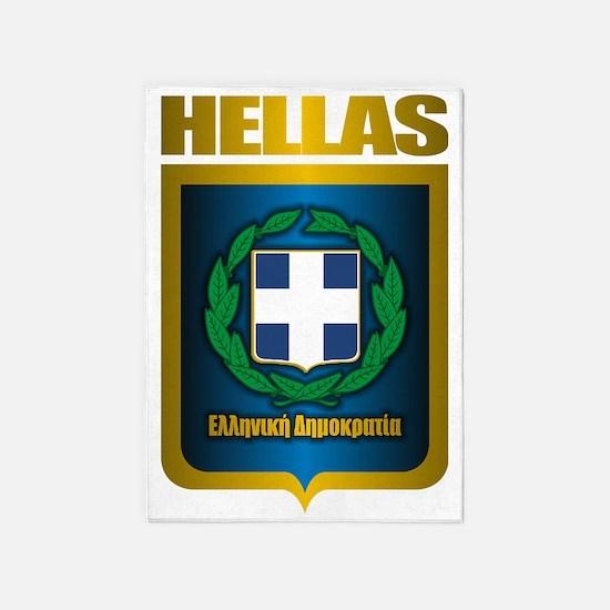 Hellas 5'x7'Area Rug