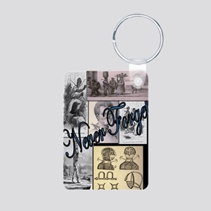 shackles Aluminum Photo Keychain