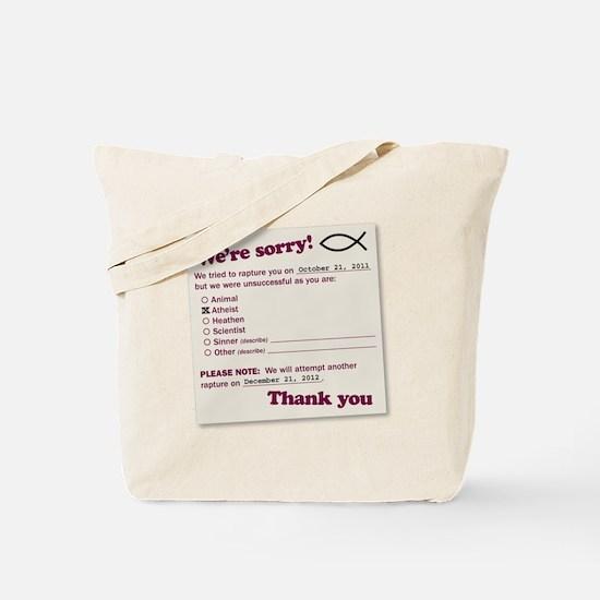 jesusfish Tote Bag