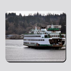 Arrival on Water Mousepad