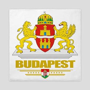 Budapest COA (Flag 10) Queen Duvet