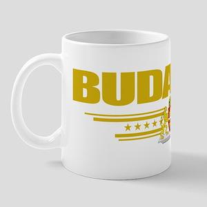 Budapest COA (Flag 10) pocket Mug