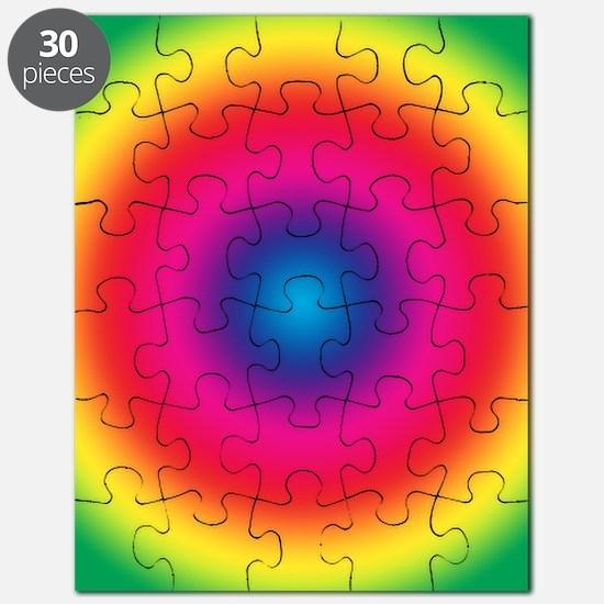 FF-tyedye1 Puzzle