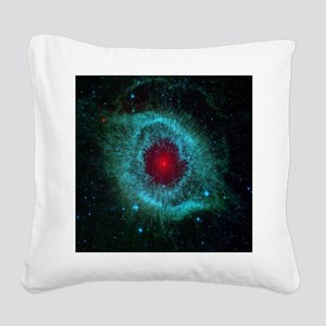 The Eye of God Square Canvas Pillow