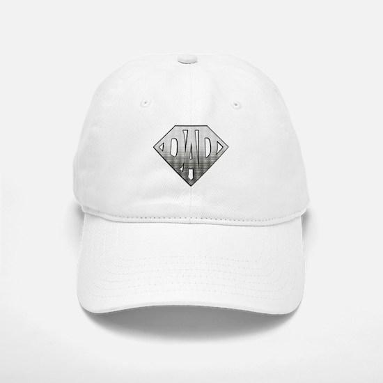 Superdad Baseball Baseball Cap