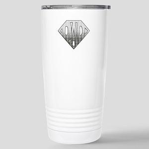 Superdad Stainless Steel Travel Mug