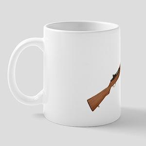 garand_angled Mug